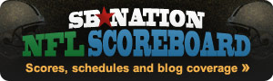 NFL Scores, Schedule and Blog Posts - SB Nation